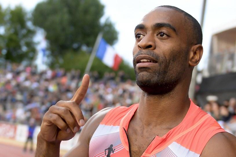 Tyson Gay /AFP