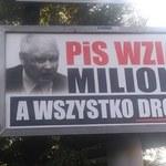 Tyszka ostro o PiS i PO: Marnują pieniądze na zaśmiecanie Polski idiotycznymi billboardami