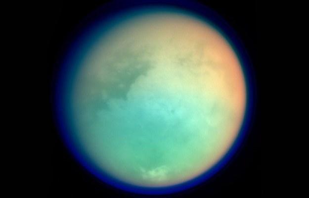 Tytan /NASA