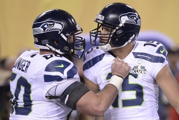 Tytułu z ubiegłego roku broni drużyna Seattle Seahawks /AFP