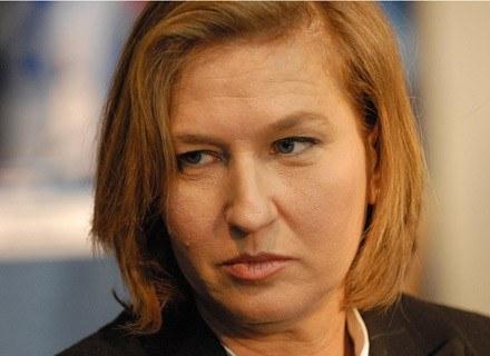Tzipi Livni - czy zostanie premierem? /AFP