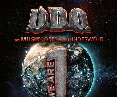 """U.D.O. & Das Musikkorps der Bundeswehr """"We Are One"""": Czy to się Udo? [RECENZJA]"""