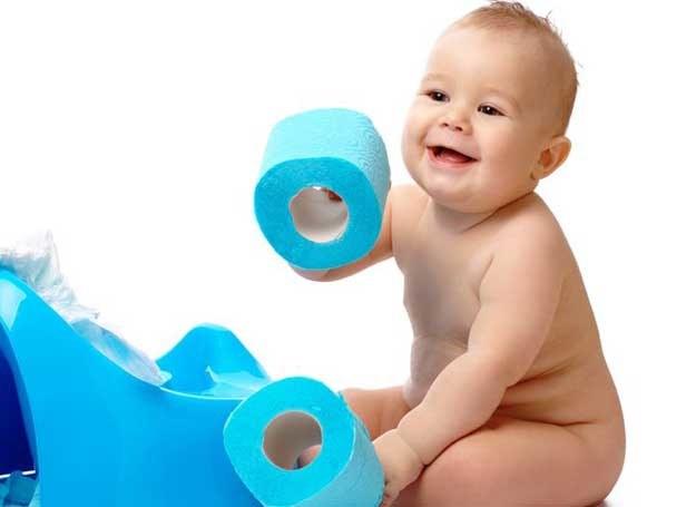 U niemowląt niemal zawsze dochodzi do zakażenia całych dróg moczowych /123RF/PICSEL