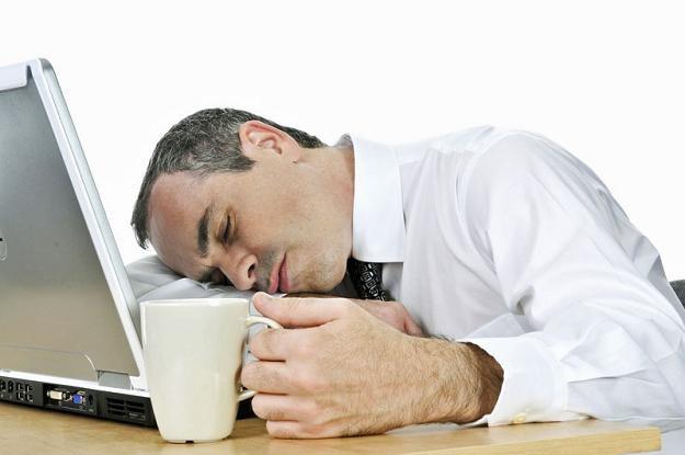 U osób, które nie realizują się w [pracy7, może pojawić się tzw. syndrom zawodowego przerdzewienia /© Panthermedia
