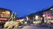 U podnóża Mont Blanc