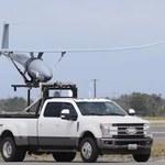 U.S. Navy testuje dalekodystansowego drona