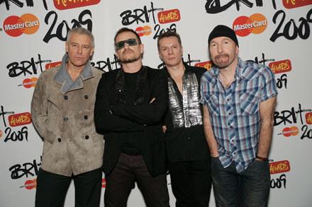 U2 fot. Dave Hogan /Getty Images/Flash Press Media