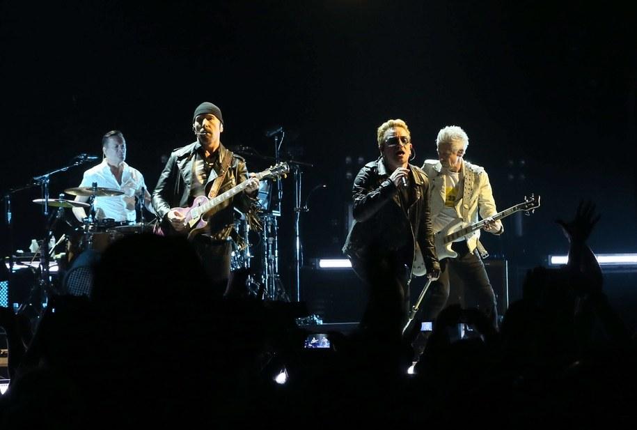 U2 /Niall Carson    /PAP/EPA