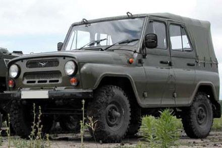 UAZ 469B /