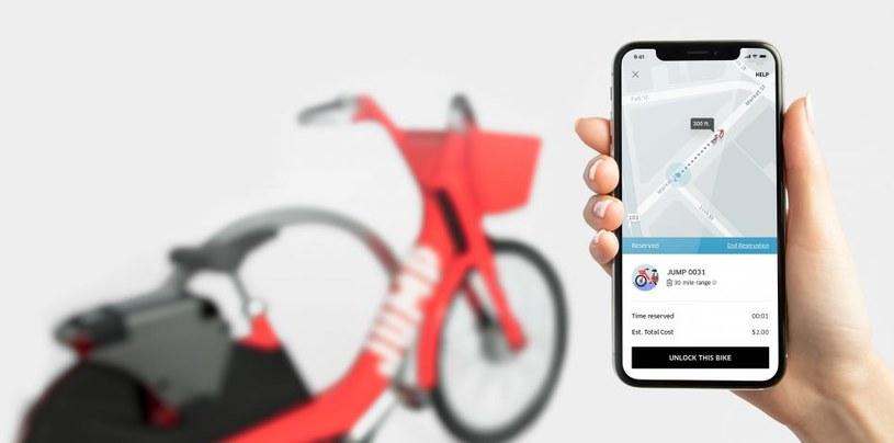 Uber rozszerza usługę wynajmu rowerów JUMP na Europę Start w Berlinie, w planach kolejne europejskie miasta /materiały prasowe