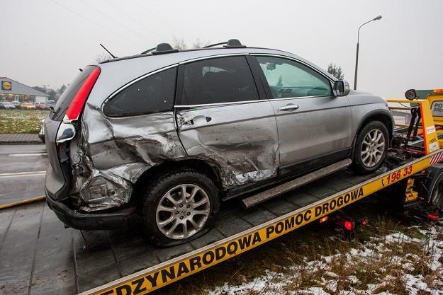 Ubezpieczyciele próbują oszukać poszkodowanych kierowców / Fot: Paweł Jaskółka /Reporter