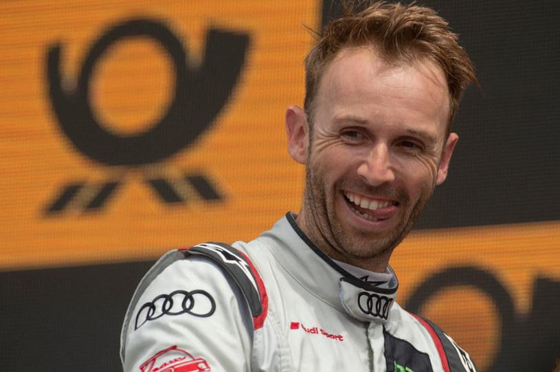 Ubiegłoroczny mistrz DTM Rene Rast - gwiazda Audi /Getty Images