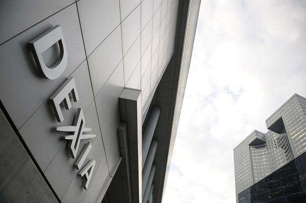 Ubiegły rok Dexia zamknęła stratą 11,6 mld euro /AFP