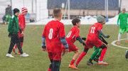 Ubiór i kąpiel to podstawa dla młodego piłkarza