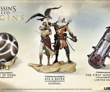 Ubisoft ogłasza kompletną kolekcję UbiCollectibles z Assassin's Creed Origins