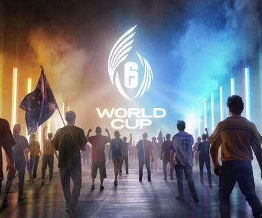 Ubisoft ogłasza pierwszy World Cup w Tom Clancy's Rainbow Six Siege
