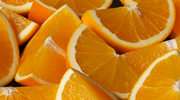 Ubrania z resztek pomarańczy