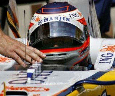 Ubranie kierowcy F1