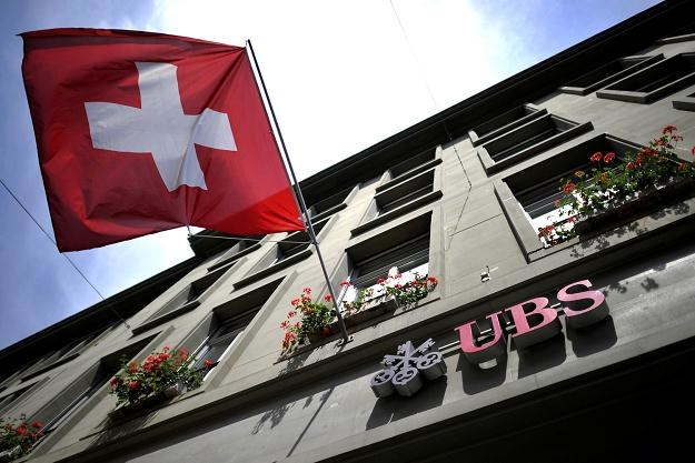 UBS zatrudnia 65 tys. osób na całym świecie /AFP