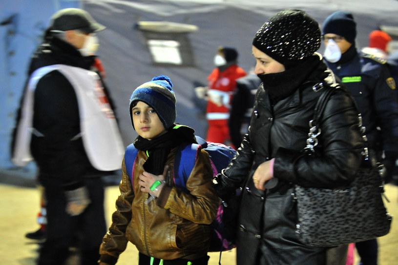Uchodźcy przybywający do Włoch (zdj. ilustracyjne) /ALFONSO DI VINCENZO  /AFP