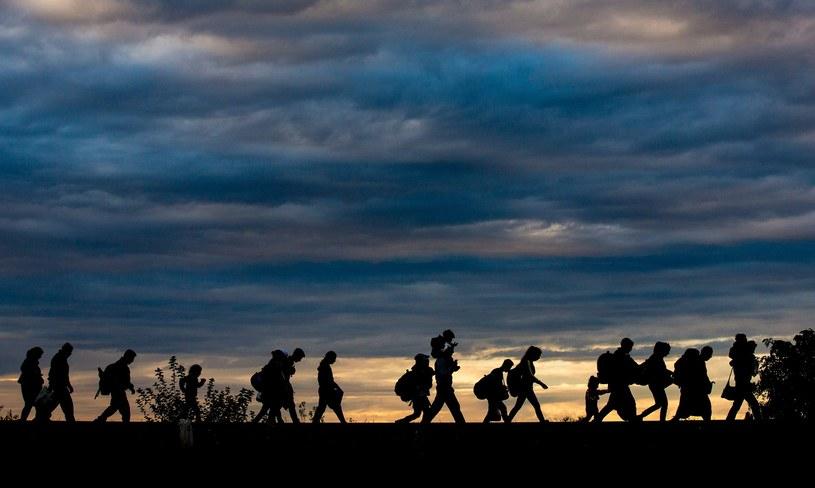 Uchodźcy w Europie /Fot. Adam Gray / Bulls Press /materiały prasowe