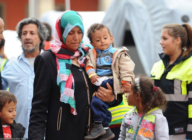 Uchodźcy, zdj. ilustracyjne /Associated Press /East News