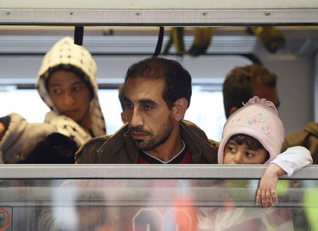 Uchodźcy, zdj. ilustracyjne /AFP /East News