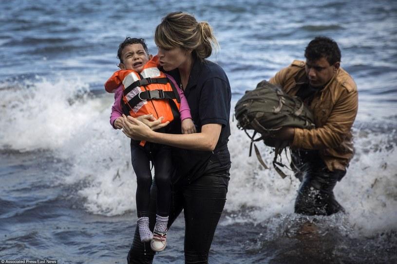 Uchodźcy, zdj. ilustracyjne /East News