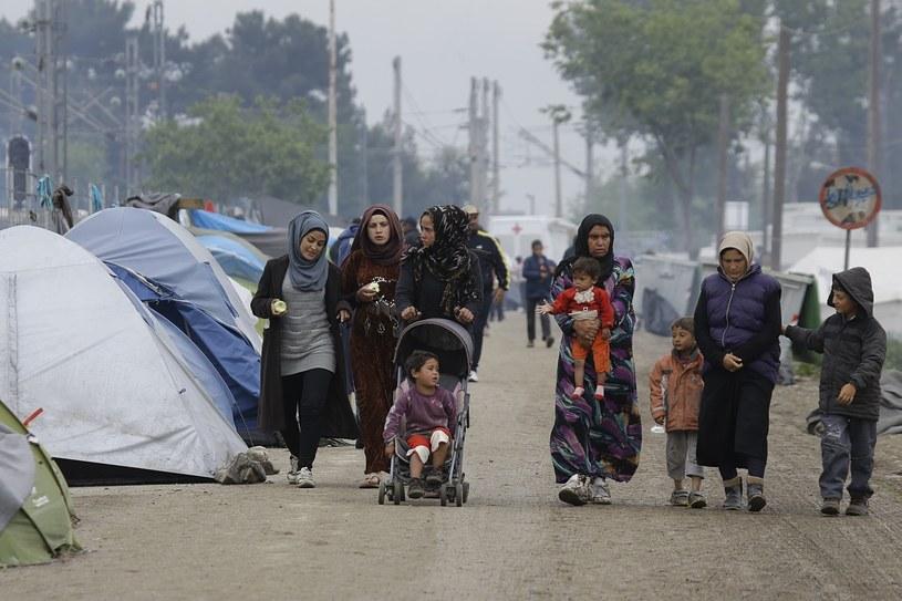 Uchodźcy /AP /East News