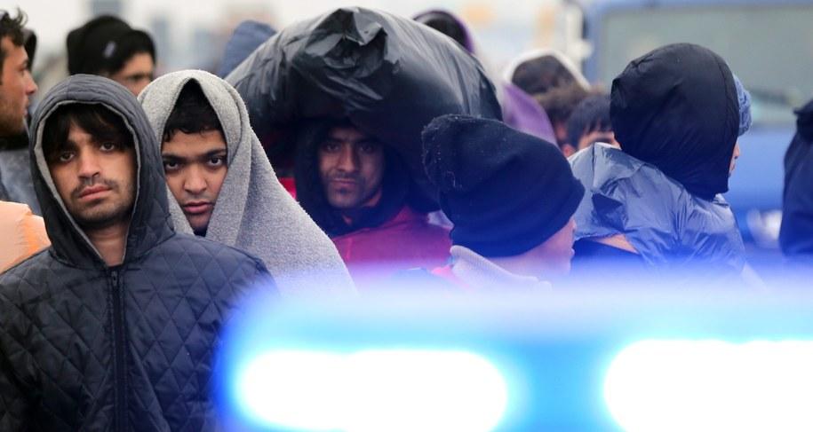 Uchodźcy /KOCA SULEJMANOVIC /PAP/EPA