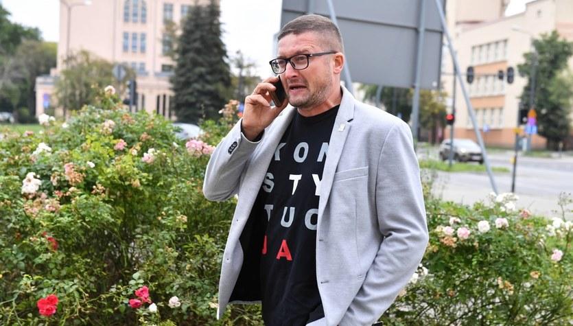 Uchwała o zawieszeniu sędziego Juszczyszyna została wstrzymana