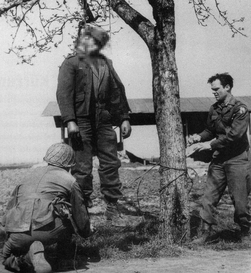Ucieczka była niezwykle ryzykowna. Pod koniec wojny Niemcy surowo karali dezerterów /materiały prasowe