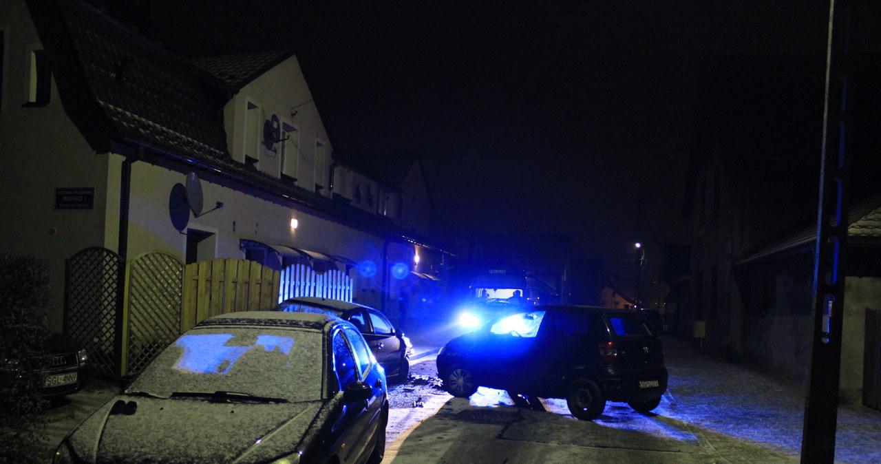 Uciekał przed policją. W Knurowie rozbił auta