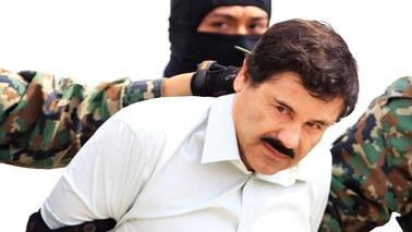 """Uciekał z więzienia, zabijał wrogów. Baron narkotykowy """"El Chapo"""" skazany"""