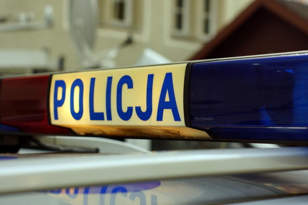 Uciekł ze szpitala zakaźnego w Gdańsku, miał ze sobą maczetę. 24-latek w rękach policji