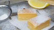 Ucierane ciasteczka cytrynowe