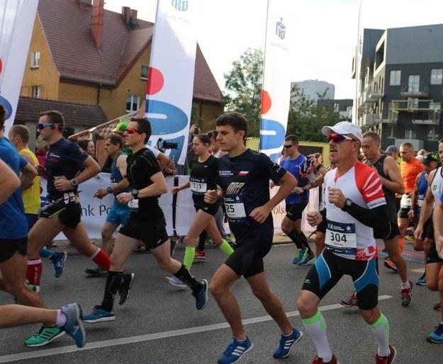 Uczestnicy jednej z poprzednich edycji Silesia Maratonu /Józef Polewka /RMF FM