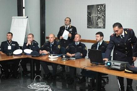 Uczestnicy konferencji /Policja