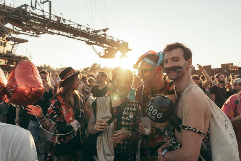 Uczestnicy Melt Festival /Woodywoodsn /Oficjalna strona festiwalu