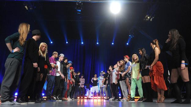 "Uczestnicy ""Ypu Can Dance"" /East News /TVN"