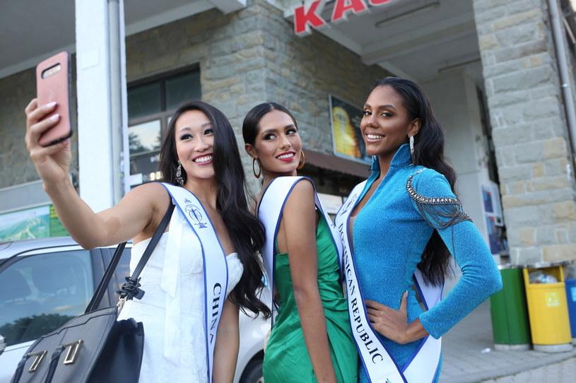 Uczestniczki konkursu Miss Supranational spędziły miło czas /Nika Bruc /materiał partnera