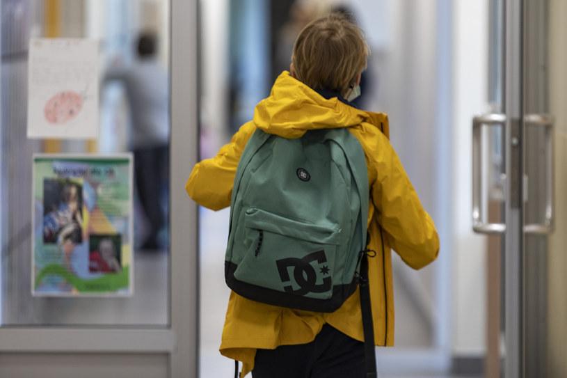 Uczniowie we wrześniu mają wrócić do szkół; zdj. ilustracyjne /Grzegorz Bukala/REPORTER /Reporter