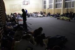 Uczniowie z Radomia protestują przeciwko likwidacji szkoły