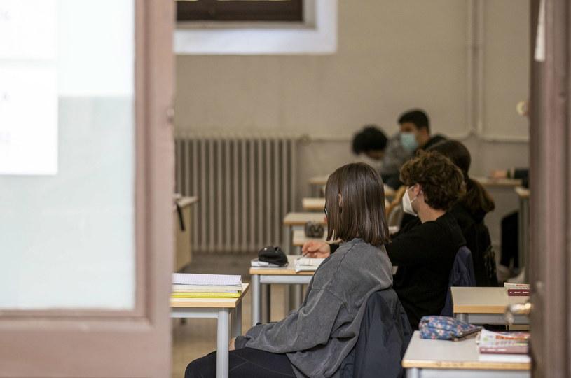 Uczniowie; zdj. ilustracyjne /MOURAD BALTI TOUATI /PAP/EPA