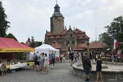 Uczta dla podniebienia. Trwa III Festiwal Kuchni Historycznej: Twierdza Smaków Zamek Czocha
