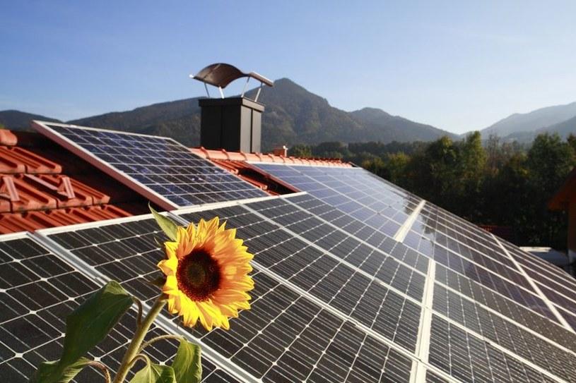 Uda się stworzyć wydajne ogniwa słoneczne w sprayu? /123RF/PICSEL
