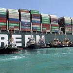 Udało się! Kontenerowiec Ever Given został ściągnięty z mielizny w Kanale Sueskim