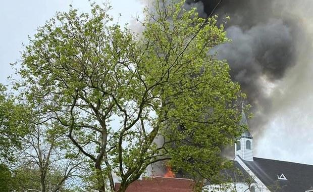 Udało się opanować pożar polskiej szkoły w Copiague w stanie Nowy Jork