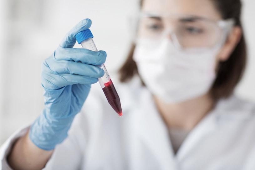 Udało się zamienić jeden typ krwi w inny - to prawdziwy przełom /123RF/PICSEL