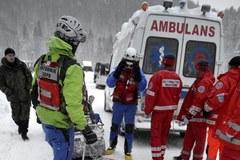 Udana akcja ratunkowa goprowców. Sprawdzili z gór uczestników obozu